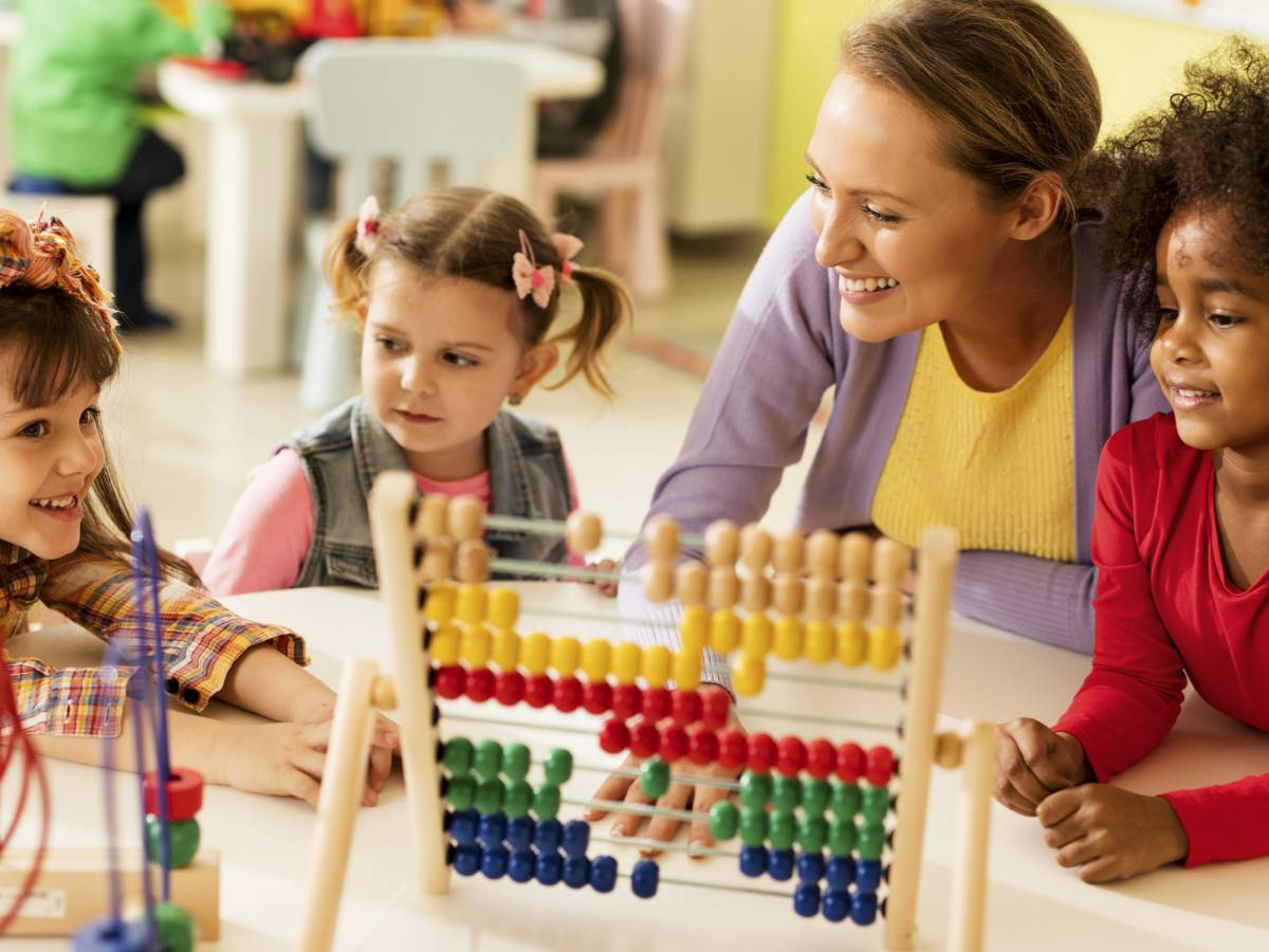 daycare abacus childcare children