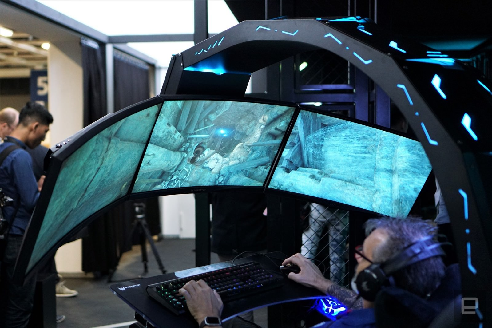 Acer's Predator Thronos, The God Of Gaming Chairs